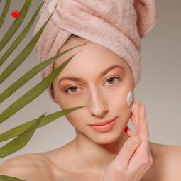 Pielęgnacja skóry twarzy, szyi i dekoltu ❤️